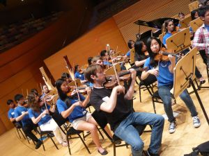 O.C. Youth Symphony steps toward the new season