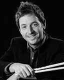 Edward Ted Atkatz, percussion