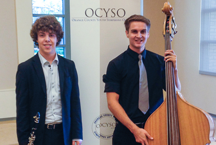 Congratulations to all participants of OCYSO's 2013 – 2014 Concerto Competition