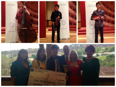 2015 Concerto Competition