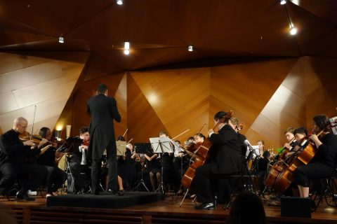 OC Youth Symphony players rise to the occasion in Spain